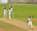 Bhargav Bhatt appeals, Tamil Nadu v Andhra, Group C, Ranji Trophy, Chennai, October 6, 2017