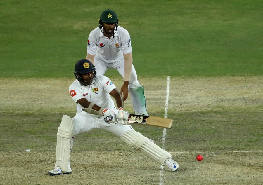 Pakistan vs Sri Lanka 2nd Test Day 2
