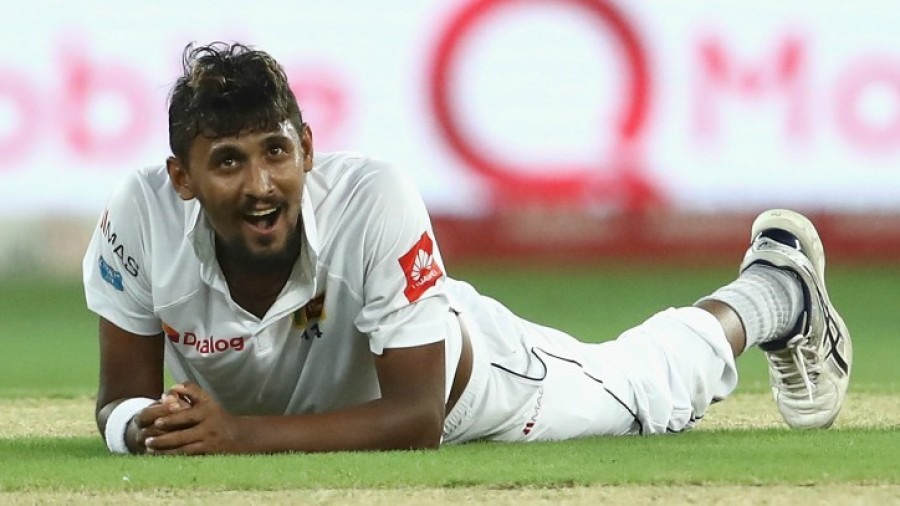 Suranga Lakmal rues a missed opportunity