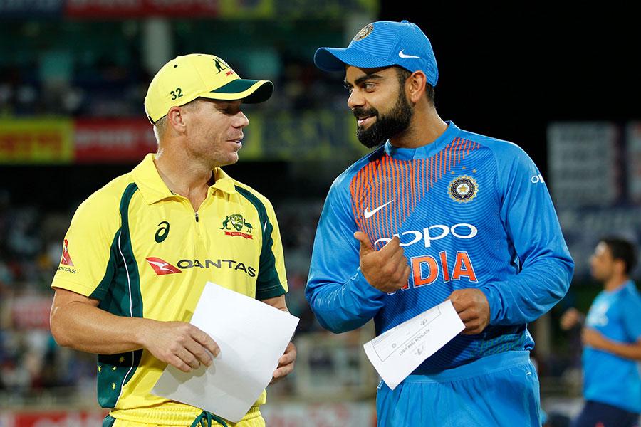 India vs Australia 1st T20 Highlights