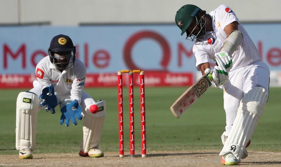 Pakistan vs Sri Lanka 2nd Test Day 3 Highlights