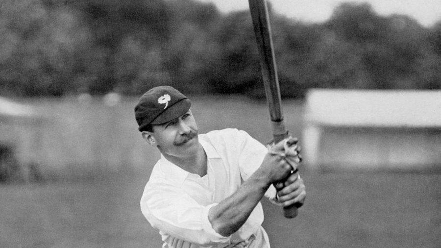 Stanley Jackson bats