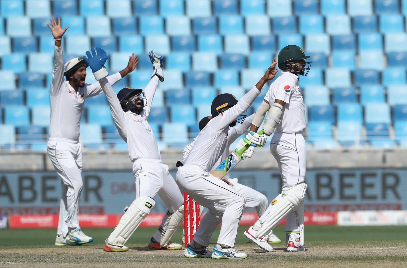 Pakistan vs Sri Lanka 2nd Test Day 5