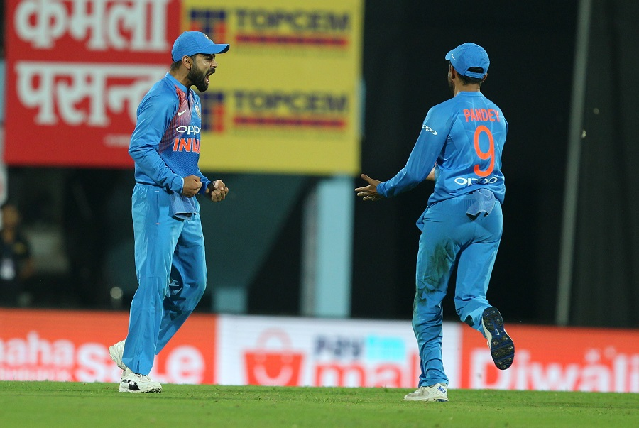 Busy T20 Schedule Gives Team India a Chance to Move Up in ICC Rankings