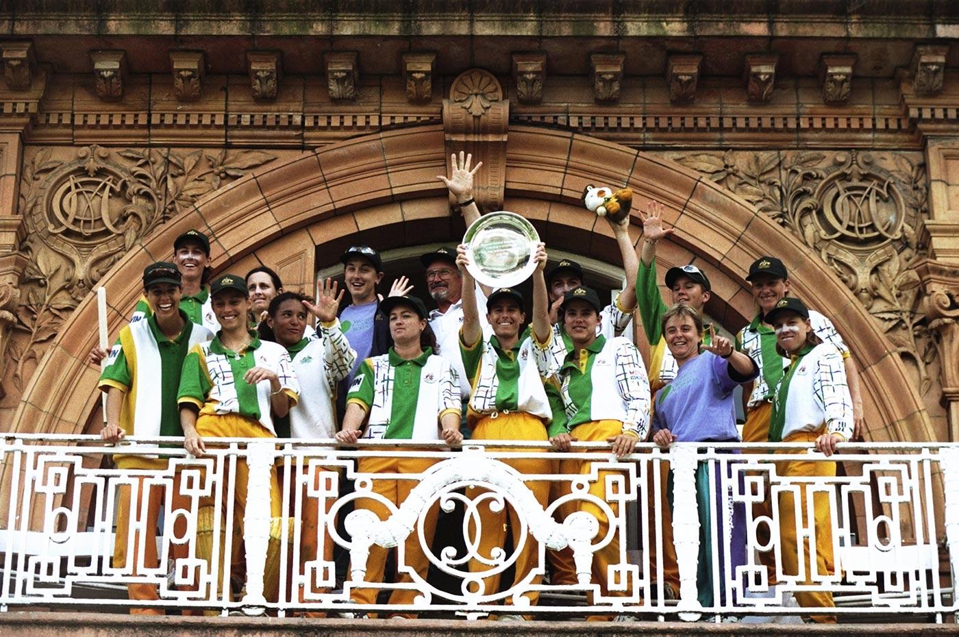 Australia take the ODI series 5-0 at Lord's