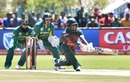 Imrul Kayes attempts a reverse sweep, South Africa v Bangladesh, 1st ODI, Kimberley, October 15, 2017