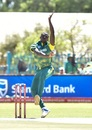 Kagiso Rabada was on song with the new ball, South Africa v Bangladesh, 1st ODI, Kimberley, October 15, 2017