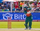 Liton Das played a delightful cameo at the top of the order, South Africa v Bangladesh, 1st ODI, Kimberley, October 15, 2017