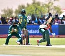 Shakib Al Hasan nicks an Imran Tahir googly to Hashim Amla at slip, South Africa v Bangladesh, 1st ODI, Kimberley, October 15, 2017
