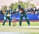 Mahmudullah prepares to flay the ball through the off side, South Africa v Bangladesh, 1st ODI, Kimberley, October 15, 2017