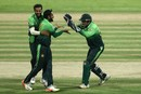 Mohammad Hafeez returned figures of 1 for 24 from 10 overs, Pakistan v Sri Lanka, 2nd ODI, Abu Dhabi, October 16, 2017