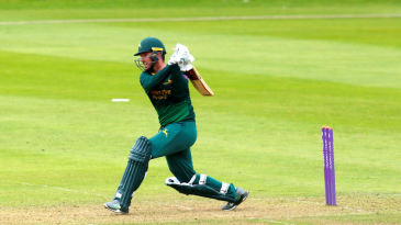 Taylor made 154 for Nottinghamshire in the Royal London Cup playoffs in June