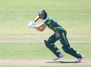AB de Villiers marked his return with a 68-ball hundred, South Africa v Bangladesh, 2nd ODI, Paarl, October 18, 2017