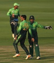 Shadab Khan continued bamboozling batsmen, Pakistan v Sri Lanka, 3rd ODI, Abu Dhabi, October 18, 2017