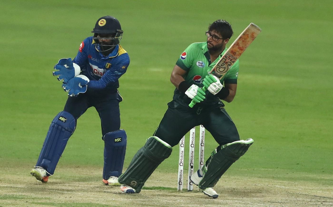 Hasan Ali's five-fer and Imam-ul-Haq's debut ton help Pakistan to seal series win over Sri Lanka