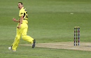 Nathan Coulter-Nile struck with two top-order wickets, Western Australia v South Australia, JLT One-Day Cup, final, Hobart, October 21, 2017