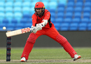 Tom Cooper reaches out to play a shot , Western Australia v South Australia, JLT One-Day Cup, final, Hobart, October 21, 2017