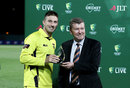 Shaun Marsh was named Player of the Series, Western Australia v South Australia, JLT One-Day Cup, final, Hobart, October 21, 2017