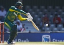 Quinton de Kock gave South Africa a rapid start, South Africa v Bangladesh, 3rd ODI, East London, October 22, 2017