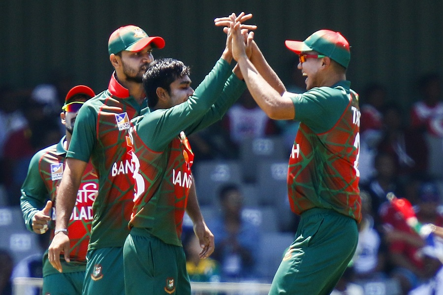 South Africa vs Bangladesh 3rd ODI Highlights