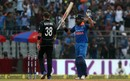 Virat Kohli struck his 31st ODI hundred, India v New Zealand, 1st ODI, Mumbai, October 22, 2017