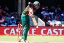 Soumya Sarkar gets in a tangle, South Africa v Bangladesh, 3rd ODI, East London, October 22, 2017