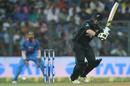 Colin Munro gave New Zealand a sprightly start, India v New Zealand, 1st ODI, Mumbai, October 22, 2017