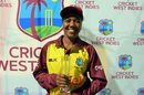 Afy Fletcher was the Player of the Match, West Indies Women v Sri Lanka Women, 2nd T20I, Antigua, October 21, 2017