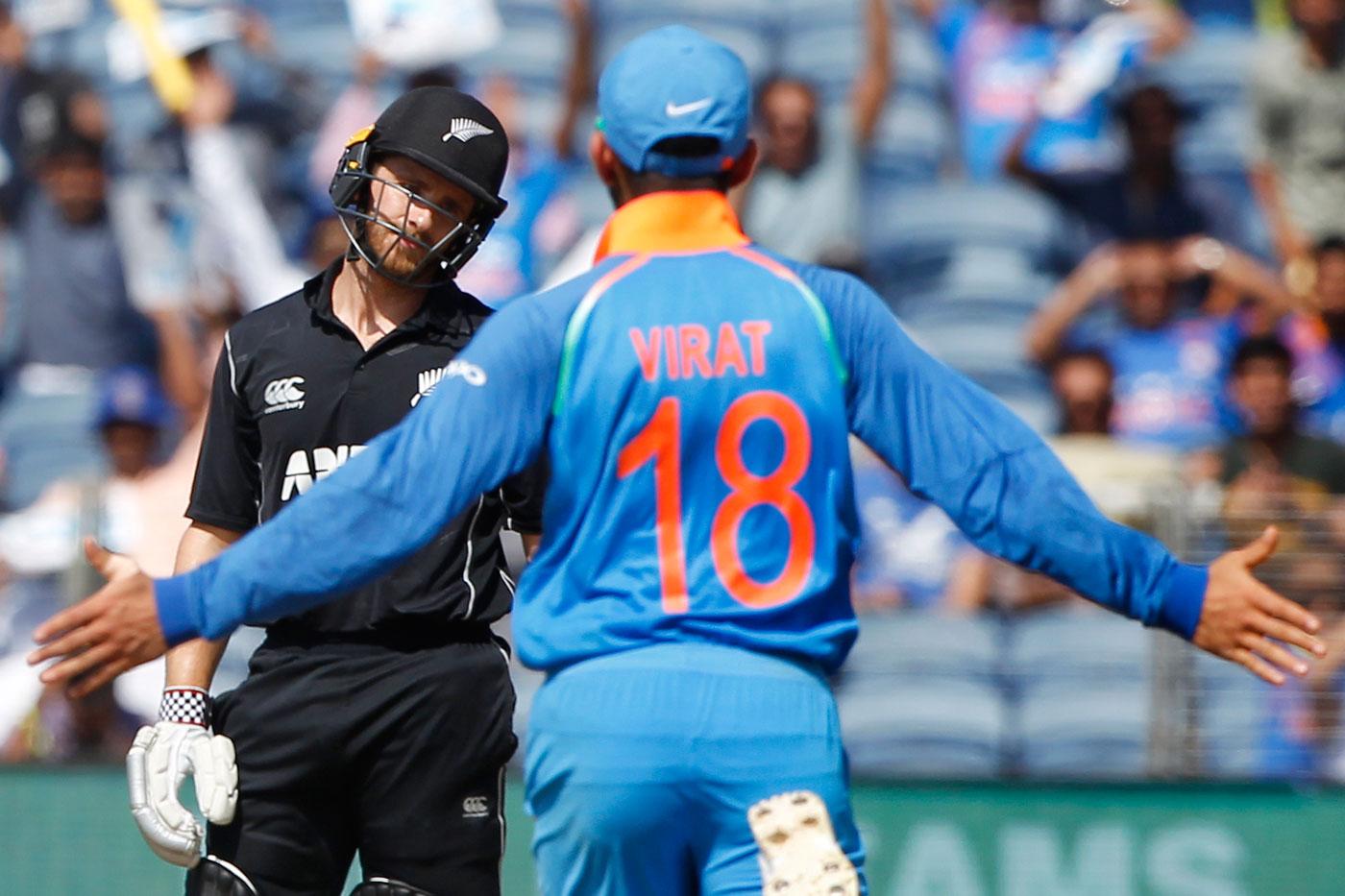 IND vs NZ 2017: Watch - Virat Kohli Dances With His Teammates Ahead of Series-Decider 2