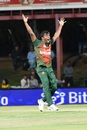 Rubel Hossain bowled some excellent yorkers, South Africa v Bangladesh, 1st T20I, Bloemfontein, October 26, 2017