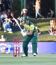 AB de Villiers fell one run short of fifty, South Africa v Bangladesh, 1st T20I, Bloemfontein, October 26, 2017