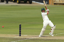 Ben McDermott cuts one square, Western Australia v Tasmania, Day 3, Sheffield Shield, Perth, October 28, 2017