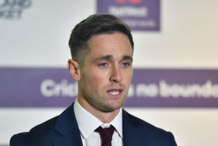 Chris Woakes will be embarking on his first Ashes tour
