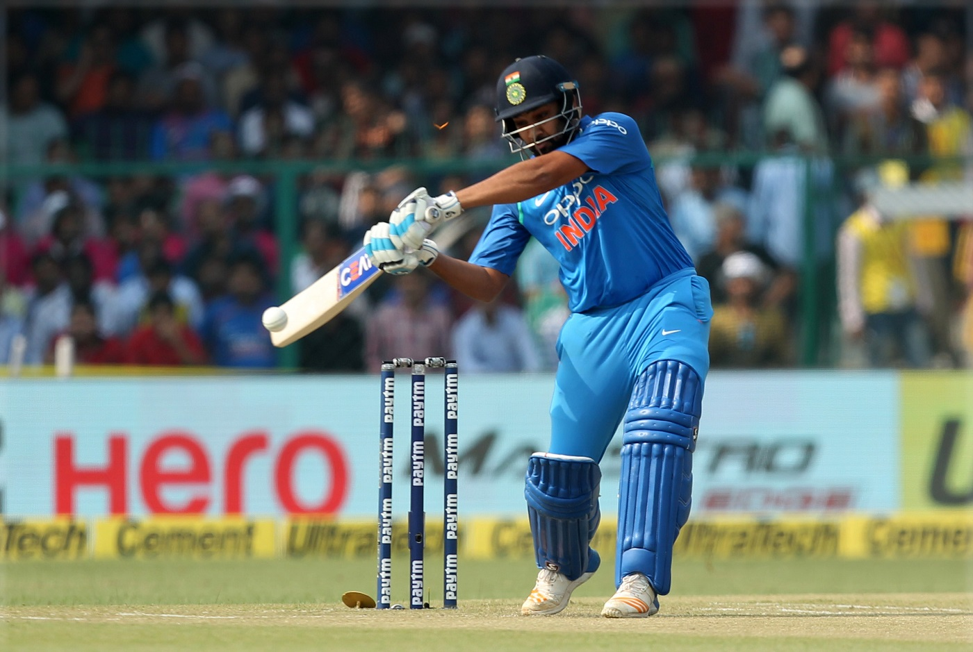 India wins Nail biting series decider and clinches the series right at the death