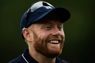 Jonny Bairstow has lived much of his life under the shadow of his father's death, but with this book, he might emerge out of it