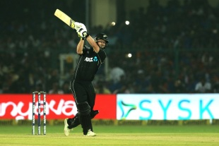Colin Munro was brutal against the fuller ball