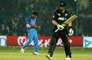 Yuzvendra Chahal's  two wickets pulled India back, India v New Zealand, 3rd ODI, Kanpur, October 29, 2017