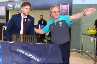 'The bar's this way, mate' - Cricket Australia roll out the welcome for Joe Root