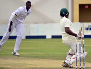 Hamilton Masakadza lets one go from Jason Holder