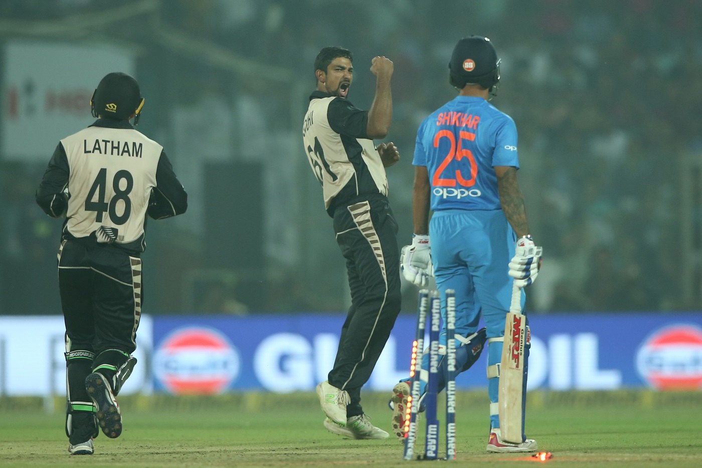 IND vs NZ 2017: We Will Treat The Series-Decider Like Any Other Game, Says Mitchell Santner 1