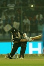 Kane Williamson pulls off the scoop, India v New Zealand, 1st T20I, Delhi, November 1, 2017