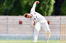 Blake Coburn bagged a seven-for in the second innings, Canterbury v Northern Districts, Day 4, Plunket Shield 2017-18, Christchurch, October 24, 2017