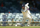 James Vince leans into a drive, Western Australia XI v England, tour match, 1st day, Perth, November 4 2017