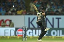 Colin Munro made the best use of a flat pitch, India v New Zealand, 2nd T20I, Rajkot, November 4, 2017