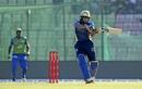 Shakib Al Hasan pulls square, Sylhet Sixers v Dhaka Dynamites, BPL 2017-18, Sylhet, November 4, 2017