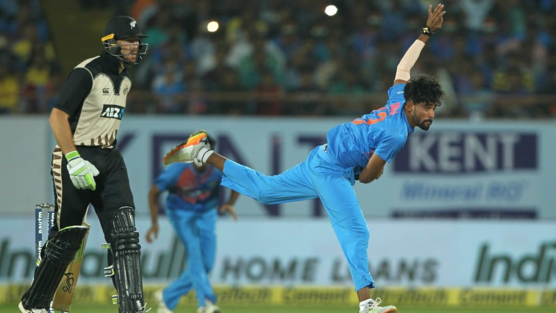 Jasprit Bumrah rested for ODI series against Australia and NZ tour