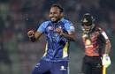 Mohammad Shahid celebrates, Gangnam style, Khulna Titans v Dhaka Dynamites, BPL 2017-18, Sylhet, November 5, 2017