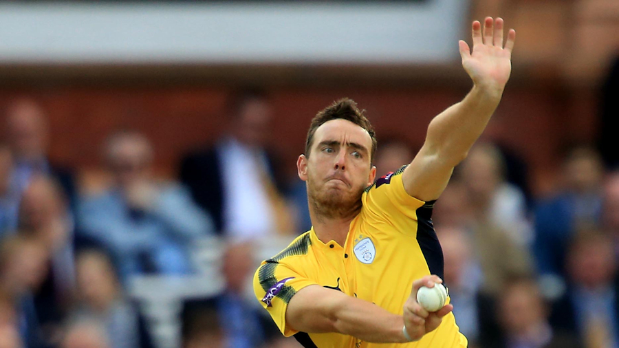 Kyle Abbott took 60 wickets in the 2017 County Championship at just over 18 apiece