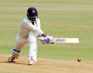 Swapnil Singh unfurls a reverse sweep