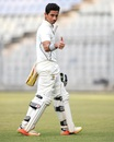 Siddhesh Lad's stickability denied Baroda, Mumbai v Baroda, Ranji Trophy 2017-18, Group C, 4th day, Mumbai, November 12, 2017